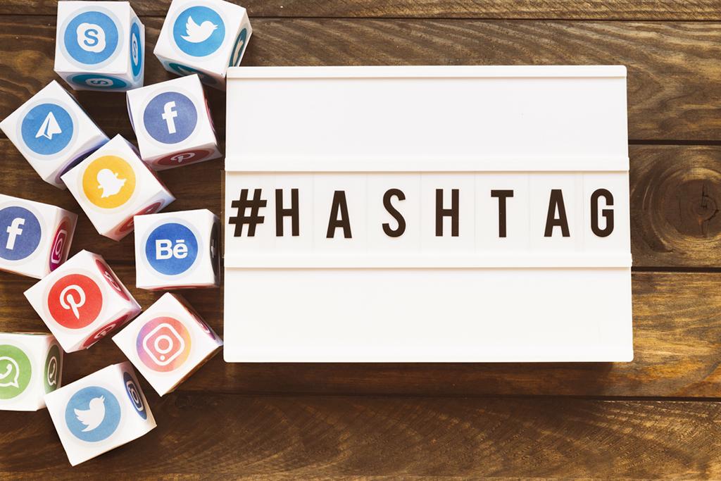 hashtag significato