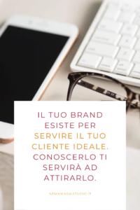 cliente ideale buyers persona brand branding
