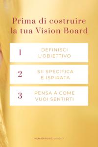 vision board obiettivi business brand nemawashi studio