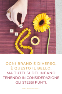 personal brand checklist in regalo come si fa