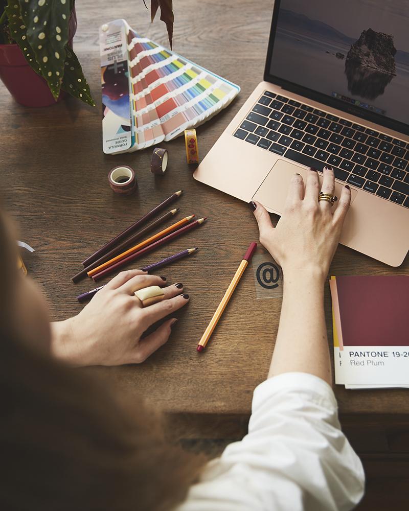 canva kawaii corso online nemawashi studio coltura di brand radici per fiorire personal branding logo marchio