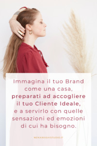 brand awareness riconoscibilità casa accogliere cliente ideale strategia marketing