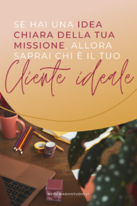 cliente ideale target brand branding personal brand marchio