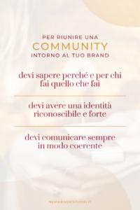 branding brand community personal brand strategia marketing nemawashi studio