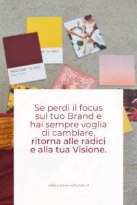 brand branding personal brand marca logo marchio piccola imprenditrice soloprepeur nemawashi studio