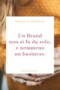 nemawashi studio brand branding business strategia avviare un piccolo business come delegare su cosa investire