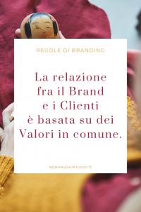 nemawashi studio personal brand branding marchio strategia valori visione mission piccole professioniste